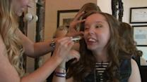 Bullied California Teen Gets Pampered for a Day