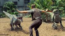 'Jurassic World' Clip: Piggy