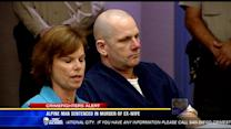 Alpine man sentenced in murder of ex-wife