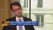 BNP Paribas reports net profit growth