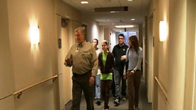 Family Tours Country Promoting Organ Donor Awareness