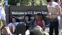 Outraged UC Santa Cruz Students Shut Down Campus