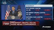 Pres. Obama: Putting a price on climate change