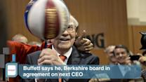 Berkshire Hathaway News - Warren Buffett, USD, Charlie Munger