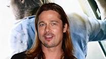 Brad Pitt Rocks to Muse