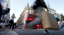 UK retail sales enjoy strongest quarter since late 2014, warm weather hurts clothing - ONS