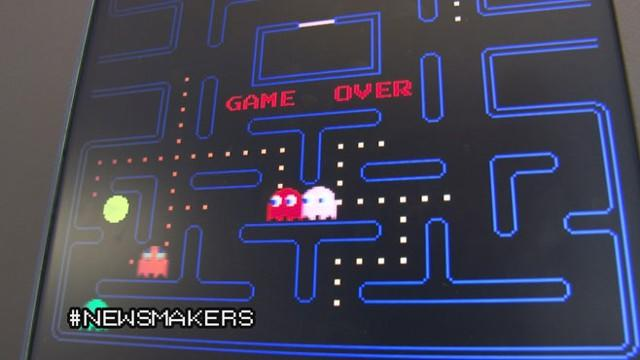 'Pac-Man' Fever: Video Games at MoMA in New York