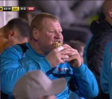Sutton United goalkeeper Wayne Shaw sacked after pie publicity stunt
