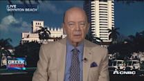 Wilbur Ross: Greek drachmazation would be terrible