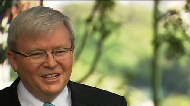 Rudd backs gay marriage
