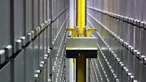 The Library Where Robots Pick the Books