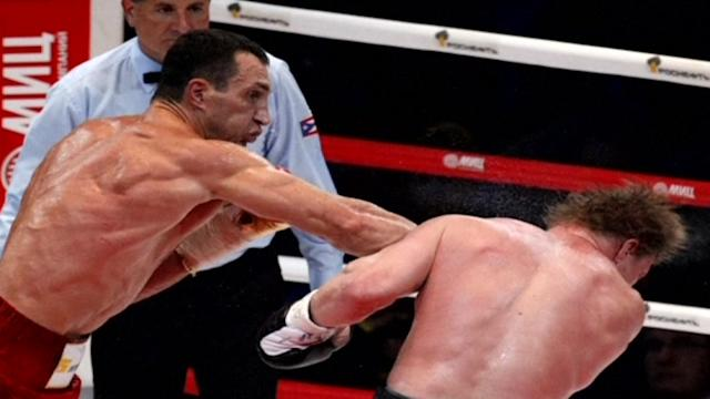 Klitschko retains world titles with points win
