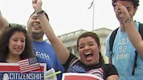 Senate Approves Immigration Reform Overhaul