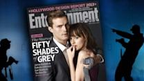 First Glimpse at 'Fifty Shades of Grey' Stars in Character