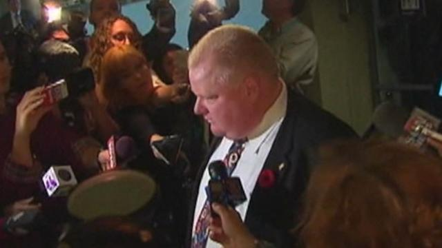 'This Week': Toronto Mayor's Stunner