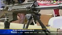 760's Mike Slater on News 8: Local gun shows