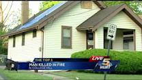 Man killed in North College Hill house fire
