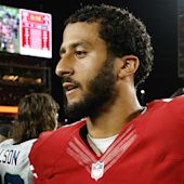 Colin Kaepernick, 49ers defend his decision to sit during national anthem