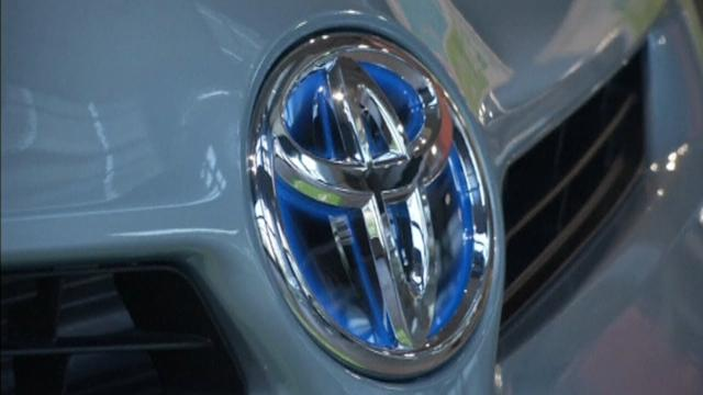 TOYOTA'S JUSTICE DEPATMENT DEAL