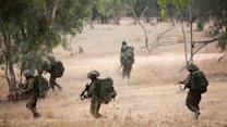 An Israeli Soldier Is Reported Missing in Gaza