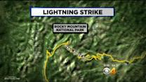Lightning Strike Kills 1 In Rocky Mountain National Park