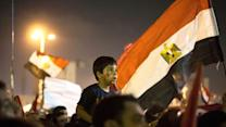 Raw: Tension Rises Ahead of Egypt Protest