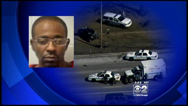 Standoff Suspect Had Violent Past