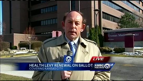 KC voters to decide fate of health levy