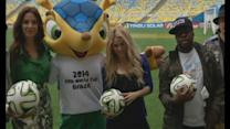 Shakira 'excited' to perform at World Cup closing ceremony