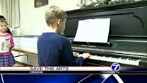 Arts program facing economic hardship