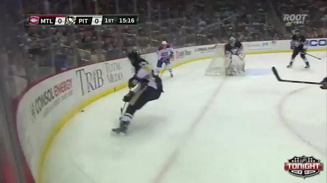 Montreal Canadiens at Pittsburgh Penguins - 02/27/2014