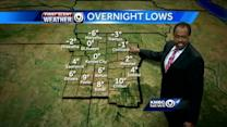 Brace yourself for frigid Friday morning