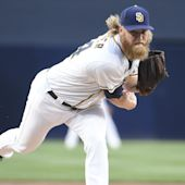 Marlins reportedly get Andrew Cashner from Padres to bolster rotation
