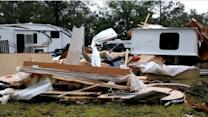 McAuliffe to visit site of Eastern Shore tornado Friday