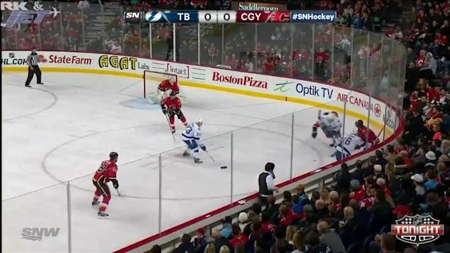 Tampa Bay Lightning at Calgary Flames - 01/03/2014