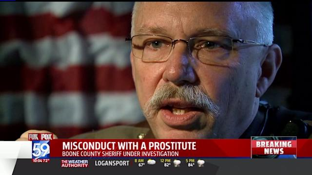 Sheriff Plans To Retire Amid FBI Prostitution Investigation