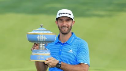 DJ withdraws from Shell Houston Open