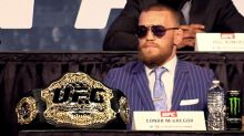Conor McGregor Taking 10 Months Off