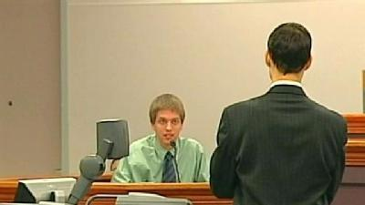 Gribble Questioned About Mindset During Killing