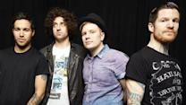 Fall Out Boy Out to 'Save Rock and Roll'