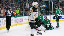 NHL Three Stars: Bruins stay hot under Cassidy; Flames win fourth straight