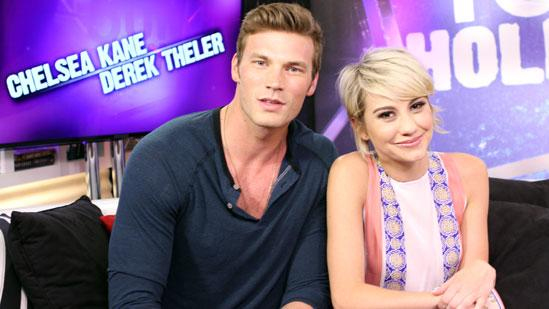 How Close Are 'Baby Daddy' Stars Chelsea Kane and Derek Theler?