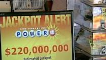 Powerball Jackpot At $220 Million