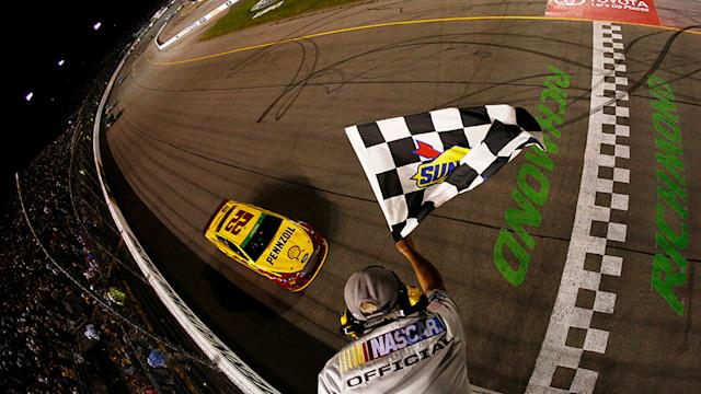 Final Laps: Logano earns second win of 2014