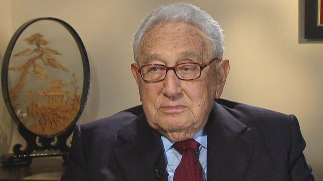 Uncut: Dr. Henry Kissinger 'On the Record'