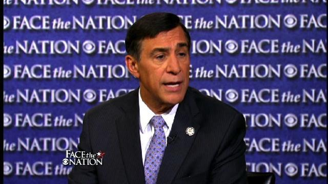 Issa: Can't find any reason for why Benghazi story focused on protest