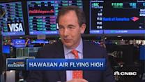 Hawaiian Air CEO: 2016 looks great for us