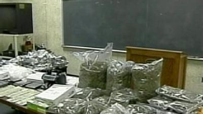 Firefighter, 3 Others Arrested In South Shore Drug Bust