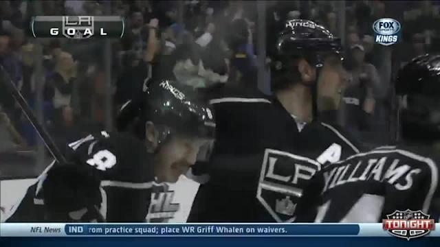 Tampa Bay Lightning at Los Angeles Kings - 11/19/2013