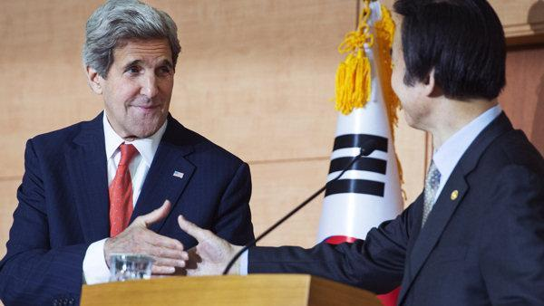 John Kerry to North Korea: Don't test missile